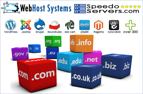 Cheap Web hosting affordable  dedicated servers or VPS and Domain names
