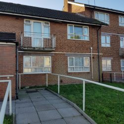 3 bedroom flat in Birmingham - exterior view