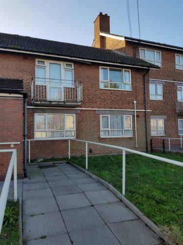 3 bedroom flat in Birmingham - exterior view