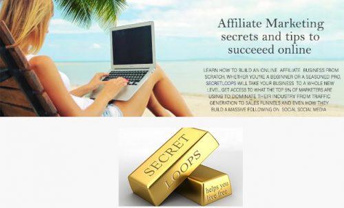 SecretLoops.com on the UK's Nr.1 Free Classified ADs website
