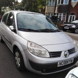 Year 2008 Renault make -Scenic - 1.6 Petrol