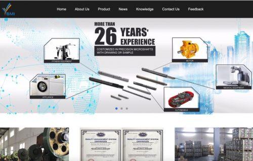 Global Motor Shaft Supplier