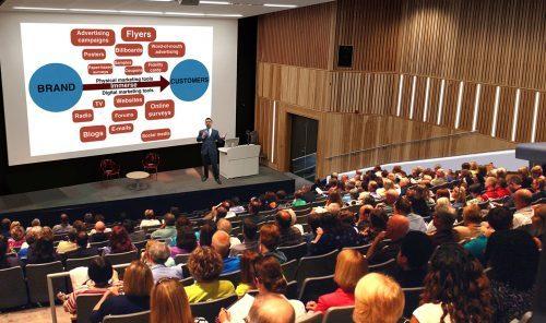 SecretLoops.com - Lecture on Affiliate Marketing